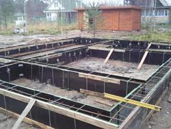 строить фундамент город Ангарск