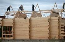 строительство домов из бруса в Ангарске