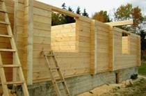 строительство домов из бревен Ангарск