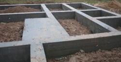 Строительство фундамента в Ангарске и пригороде