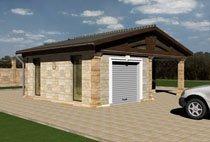 Строительство гаражей в Ангарске и пригороде